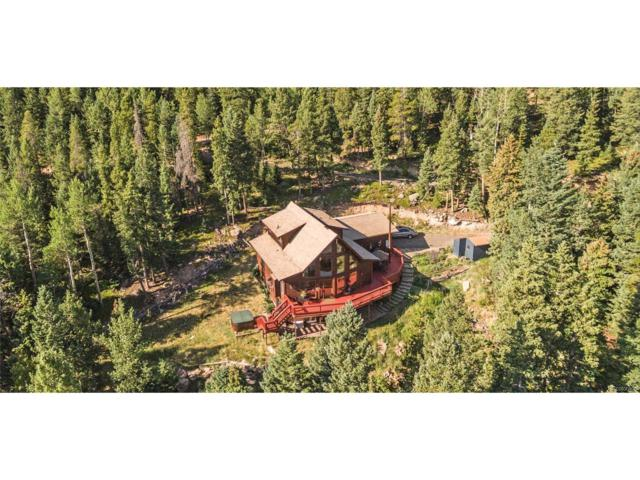 10258 Christopher Drive, Conifer, CO 80433 (MLS #7578012) :: 8z Real Estate