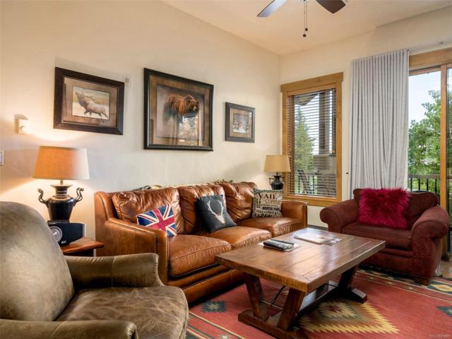 1463 Flattop Circle #301, Steamboat Springs, CO 80487 (#7578052) :: HomeSmart Realty Group