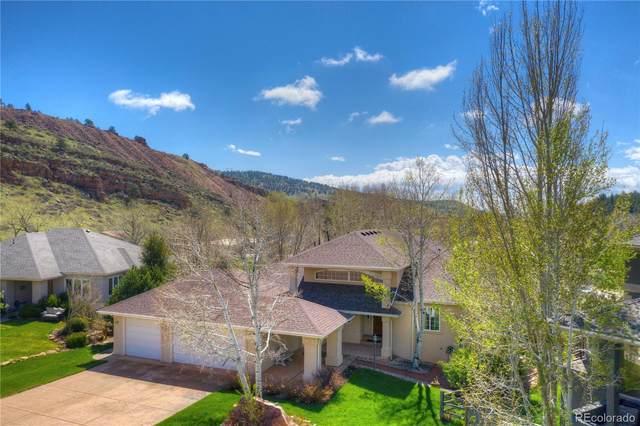 105 Eagle Canyon Circle, Lyons, CO 80540 (#7578281) :: Mile High Luxury Real Estate