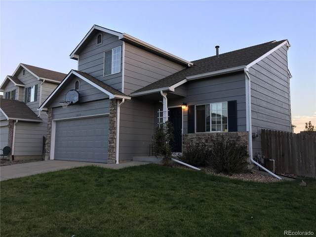 1680 W 135th Drive, Westminster, CO 80234 (#7578575) :: HomeSmart