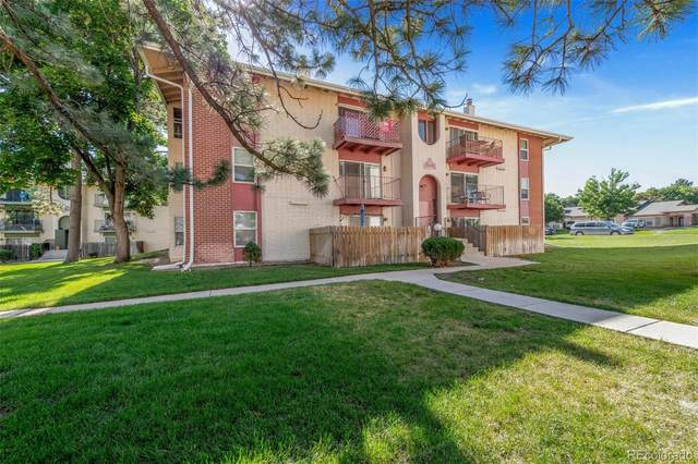 12103 Melody Drive #303, Westminster, CO 80234 (#7578587) :: Finch & Gable Real Estate Co.