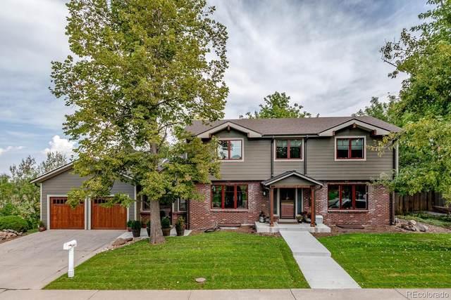 3068 Kendrick Street, Golden, CO 80401 (MLS #7578671) :: 8z Real Estate