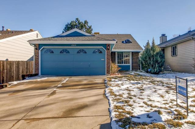 17640 E Bethany Drive, Aurora, CO 80013 (#7578679) :: The Heyl Group at Keller Williams
