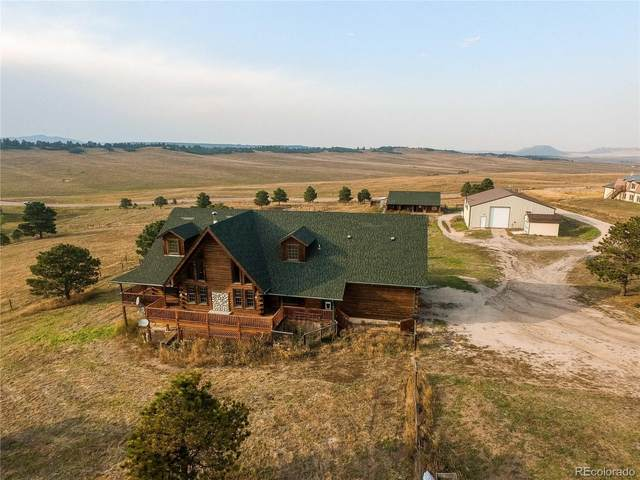 2235 County Line Road, Monument, CO 80132 (MLS #7578742) :: Bliss Realty Group