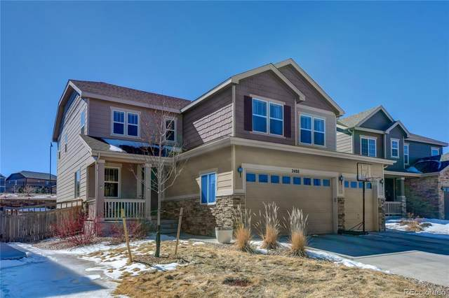 7488 Blue Water Drive, Castle Rock, CO 80108 (#7578761) :: The Gilbert Group
