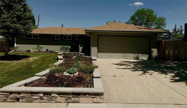 6420 S Steele Street, Centennial, CO 80121 (#7578941) :: The Dixon Group