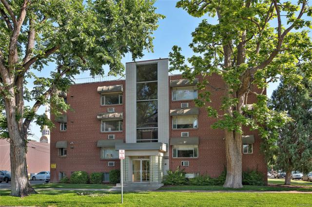 2295 E Asbury Avenue #107, Denver, CO 80210 (#7579133) :: Wisdom Real Estate