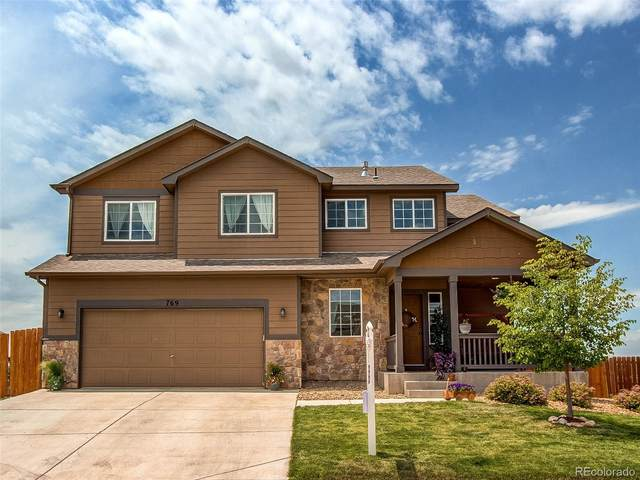 769 Rodgers Circle, Platteville, CO 80651 (MLS #7579280) :: 8z Real Estate