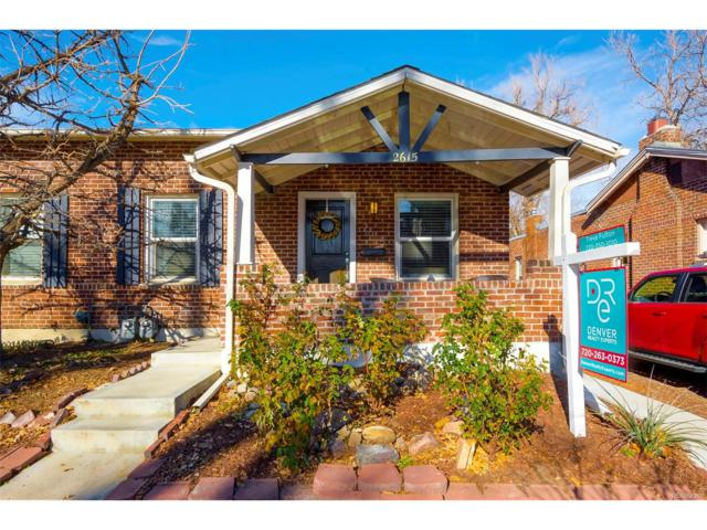 2615 W 35th Avenue, Denver, CO 80211 (MLS #7579486) :: 8z Real Estate
