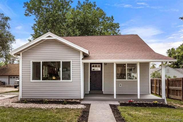 4267 S Fox Street, Englewood, CO 80110 (MLS #7579521) :: Clare Day with Keller Williams Advantage Realty LLC