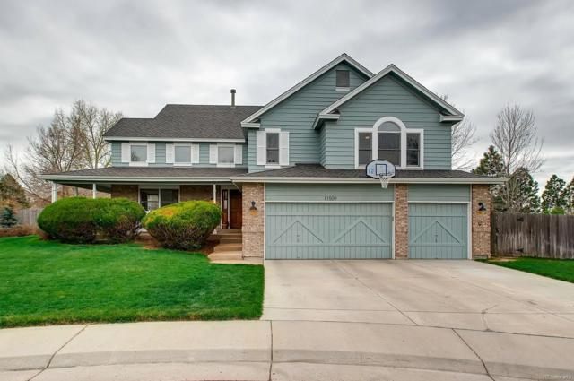 11509 Juniper Lane, Parker, CO 80138 (MLS #7579551) :: 8z Real Estate