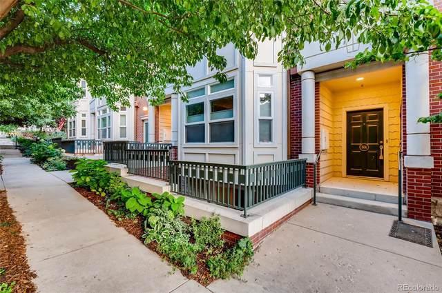 30 Garfield Street A, Denver, CO 80206 (#7579578) :: The Artisan Group at Keller Williams Premier Realty