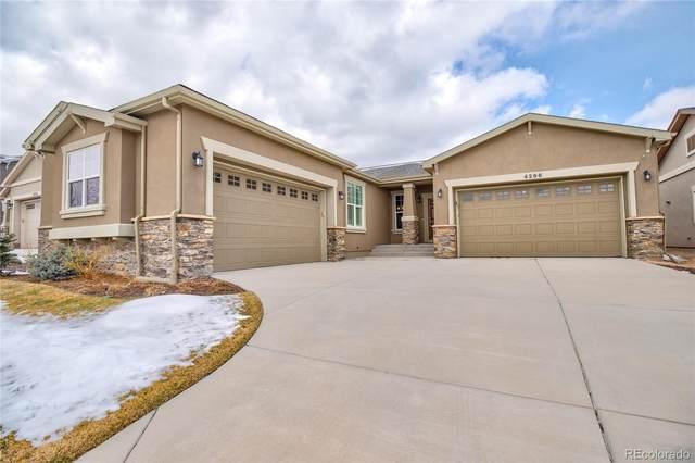 4266 New Santa Fe Trail, Colorado Springs, CO 80924 (#7579628) :: Re/Max Structure