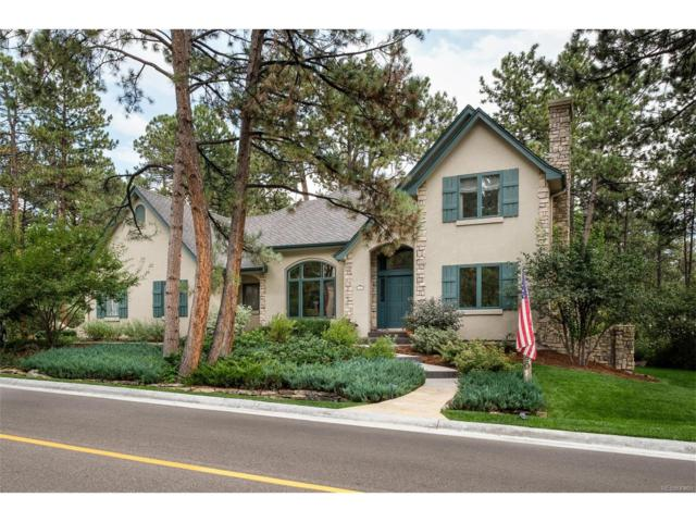 420 Castle Pines Drive, Castle Rock, CO 80108 (#7579731) :: Colorado Team Real Estate