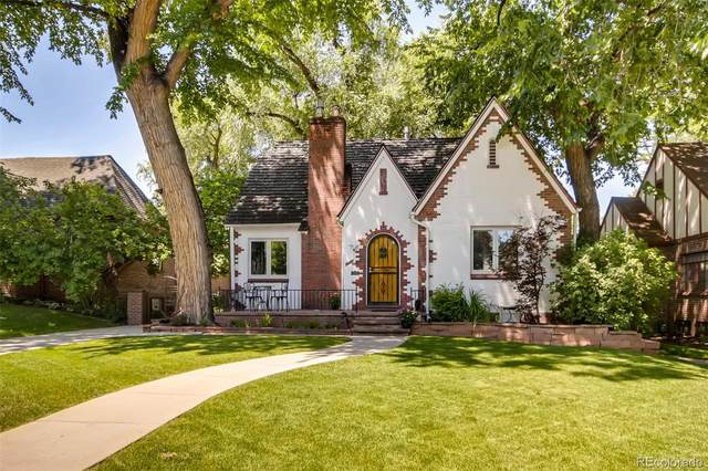 667 Birch Street, Denver, CO 80220 (#7579775) :: The Griffith Home Team