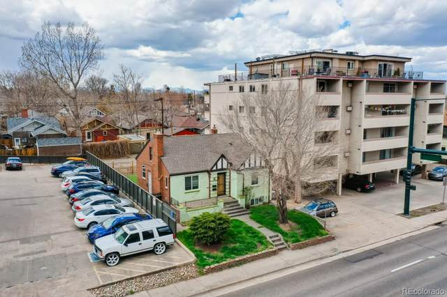 1025 Colorado Boulevard #1, Denver, CO 80206 (MLS #7579944) :: 8z Real Estate