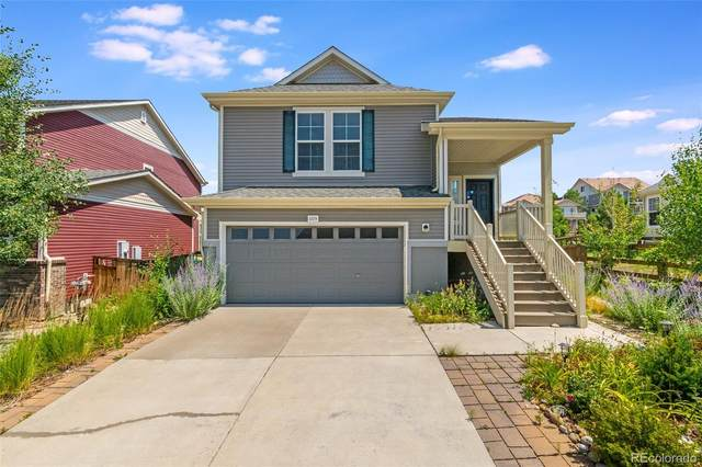 3379 Starry Night Loop, Castle Rock, CO 80109 (MLS #7579948) :: Clare Day with Keller Williams Advantage Realty LLC