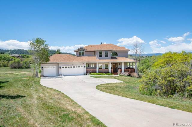 1430 Glade Gulch Road, Castle Rock, CO 80104 (#7580059) :: Berkshire Hathaway HomeServices Innovative Real Estate
