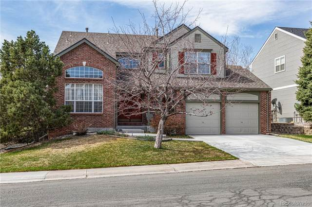 15674 Greenstone Circle, Parker, CO 80134 (#7580075) :: My Home Team