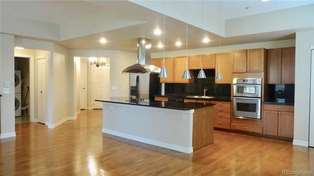 2200 S University Boulevard #205, Denver, CO 80210 (#7580188) :: The Brokerage Group