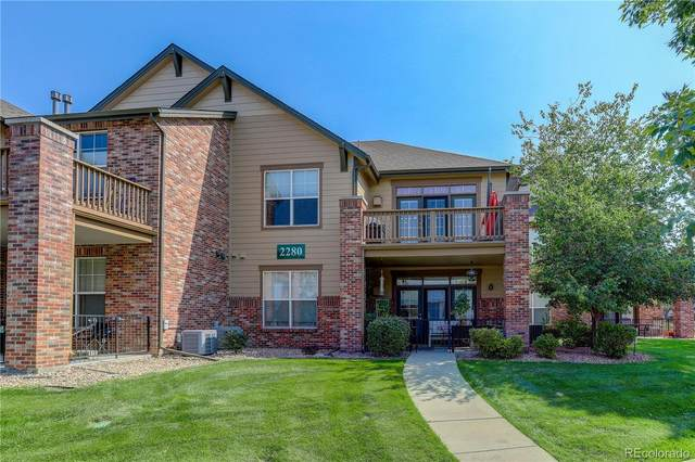 2280 S Vaughn Way #202, Aurora, CO 80014 (#7580620) :: James Crocker Team