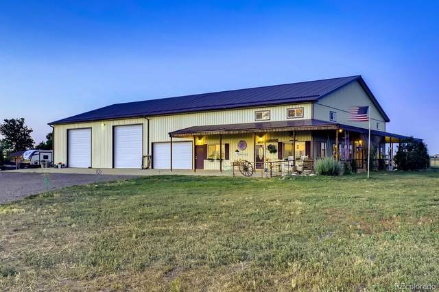 3706 County Road 29, Fort Lupton, CO 80621 (MLS #7580875) :: 8z Real Estate