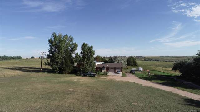 17405 County Road U, Fort Morgan, CO 80701 (MLS #7581065) :: Keller Williams Realty