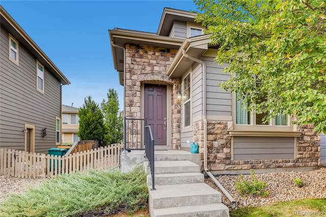 5292 Clovervale Circle, Highlands Ranch, CO 80130 (#7581106) :: The Brokerage Group