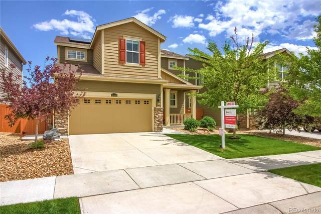 10460 Isle Street, Parker, CO 80134 (#7581740) :: The Healey Group