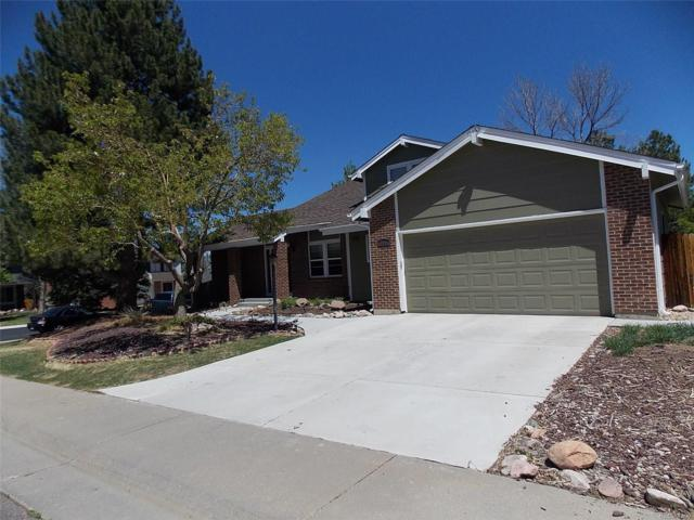 7444 S Milwaukee Court, Centennial, CO 80122 (MLS #7582359) :: 8z Real Estate