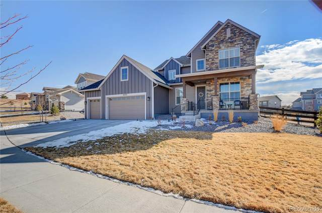 22323 E Mosey Circle, Parker, CO 80138 (MLS #7582368) :: 8z Real Estate