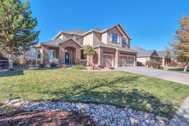 6577 S Gray Way, Littleton, CO 80123 (#7582497) :: The DeGrood Team