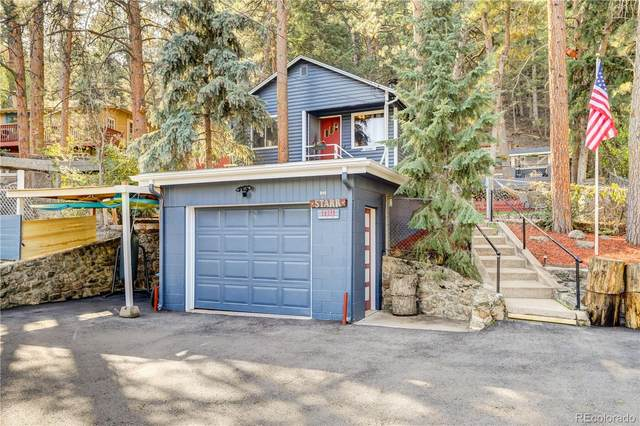 26378 South End Road, Kittredge, CO 80457 (#7582502) :: Berkshire Hathaway HomeServices Innovative Real Estate