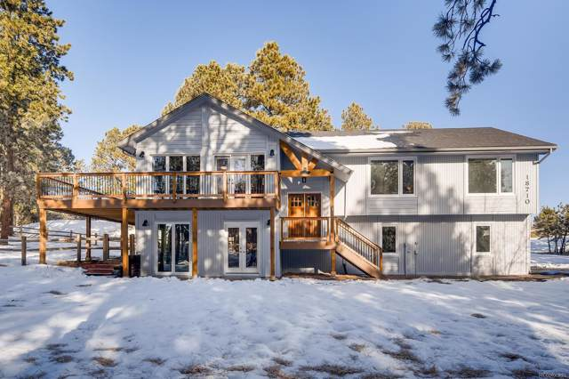 18710 Saint Andrews Drive, Monument, CO 80132 (#7582874) :: Colorado Home Finder Realty