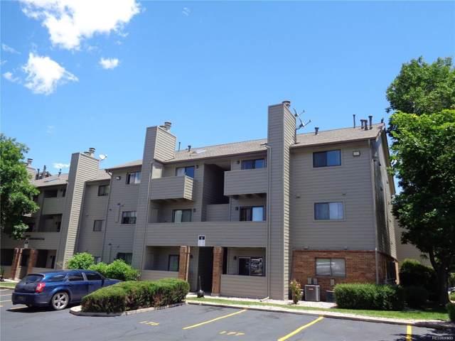 3100 S Federal Boulevard #320, Denver, CO 80236 (MLS #7583205) :: Colorado Real Estate : The Space Agency