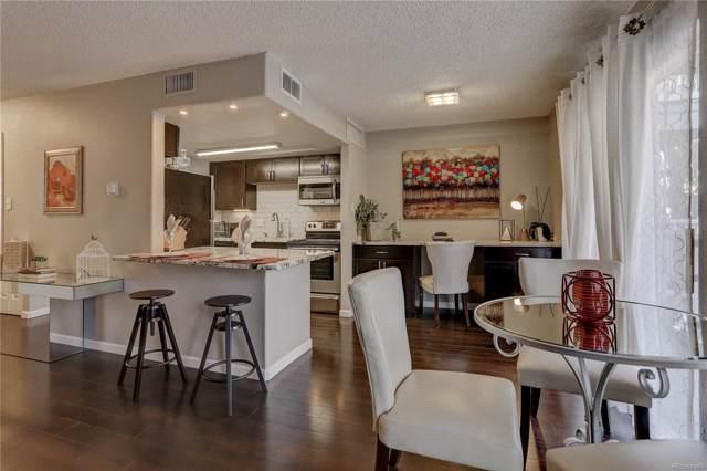 3353 S Monaco Parkway D, Denver, CO 80222 (#7583251) :: Bring Home Denver with Keller Williams Downtown Realty LLC