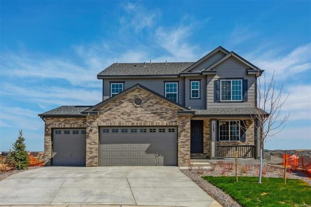 7203 S Old Hammer Court, Aurora, CO 80016 (#7583409) :: The Peak Properties Group
