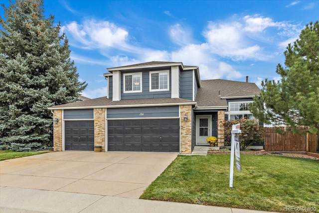 124 Bristol Street, Castle Rock, CO 80104 (#7583722) :: Compass Colorado Realty