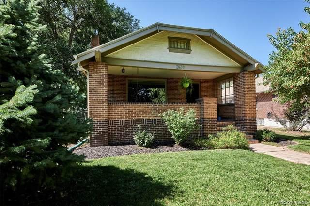 2877 Cherry Street, Denver, CO 80207 (#7583767) :: Wisdom Real Estate