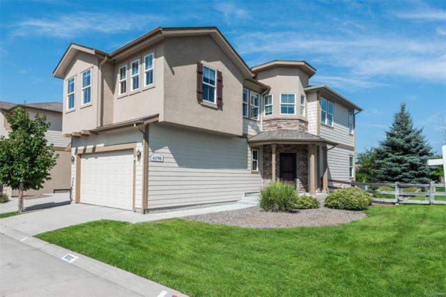 6190 S Paris Street, Englewood, CO 80111 (#7584223) :: Structure CO Group
