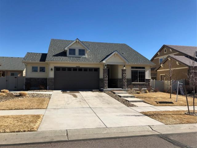 5462 Ensenada Court, Denver, CO 80249 (#7584518) :: The City and Mountains Group