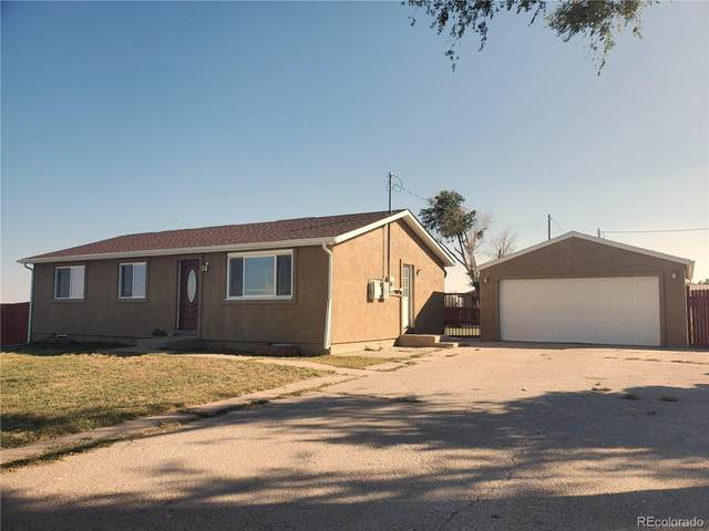 675 11th Street, Limon, CO 80828 (#7584746) :: The Scott Futa Home Team