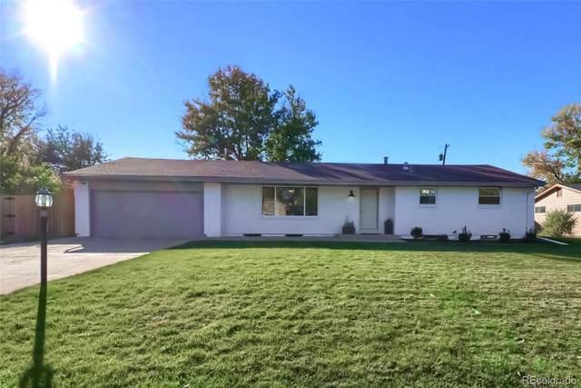 1065 S Vance Street, Lakewood, CO 80226 (#7585182) :: Springs Home Team @ Keller Williams Partners