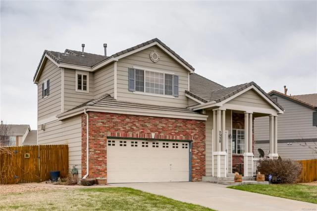 2520 S Andes Circle, Aurora, CO 80013 (#7585361) :: The DeGrood Team