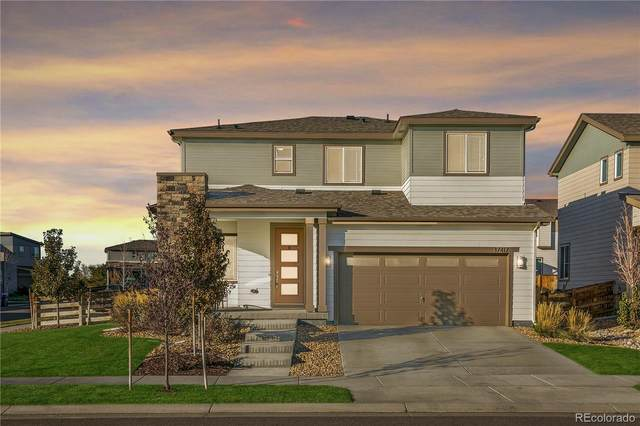 17417 E 111th Avenue, Commerce City, CO 80022 (#7585378) :: Briggs American Properties