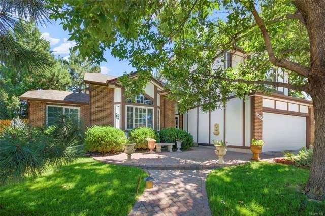 5452 S Genoa Street, Centennial, CO 80015 (MLS #7585502) :: Kittle Real Estate