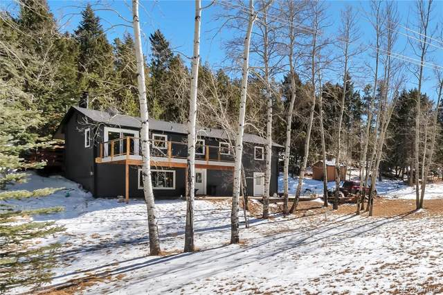 6910 Brook Forest Drive, Evergreen, CO 80439 (MLS #7585601) :: The Sam Biller Home Team