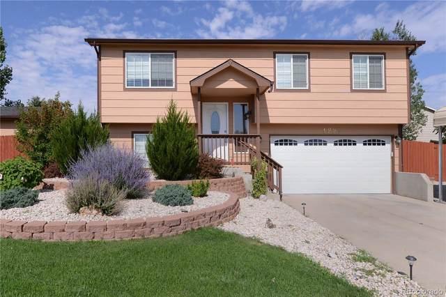 4225 Lake Mead Drive, Greeley, CO 80634 (MLS #7585770) :: 8z Real Estate