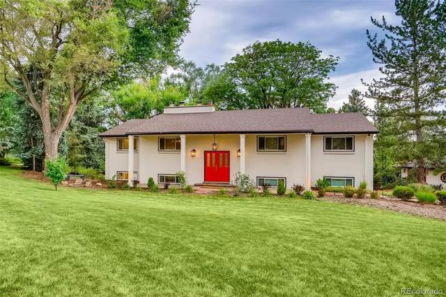 5911 E Crestline Avenue, Greenwood Village, CO 80111 (#7585824) :: The HomeSmiths Team - Keller Williams