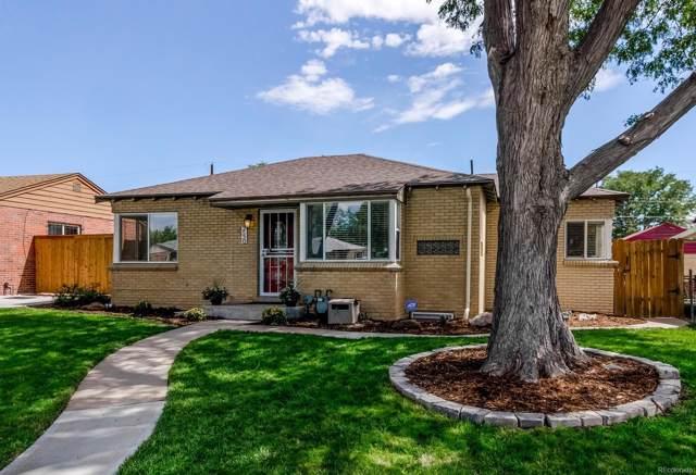 3530 Newport Street, Denver, CO 80207 (MLS #7585952) :: 8z Real Estate